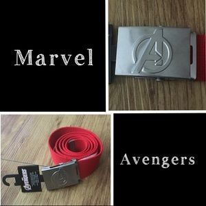 Marvel Avengers Men's Belt
